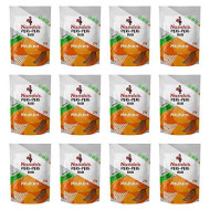 Nando'S Peri-Peri Medium Dry Rub - Bbq Seasoning Instant Flavor With A Blend Of Garlic, Herbs And Spices With Peri-Peri 25G Bags (12Pk)