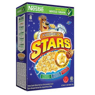 Honey Stars 300G Per Box - Whole Grains Healthy Cereal To Kick Start Your Days - Imported From Malaysia