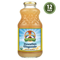Big Island Organics - Hawaiian Gingerade - 32Oz (12 Pk)