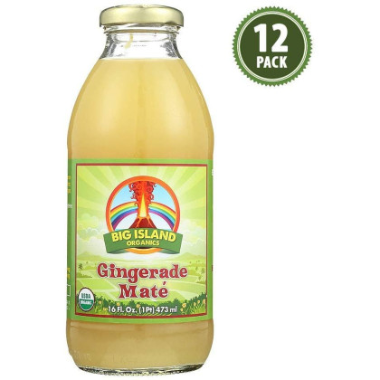 Big Island Organics - Gingerade Mat - 16Oz (12 Pk)