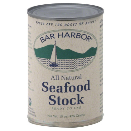 Bar Harbor, Stock Seafood, 15 Oz, (Pack Of 6)