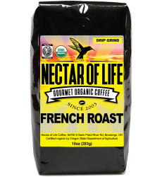 10 oz French Roast GND