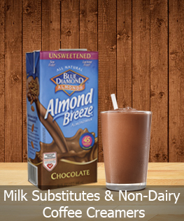 Milk Substitutes & Non-Dairy Coffee Creamers