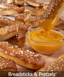 Breadsticks & Pretzels
